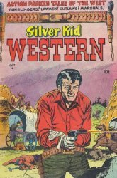 Key Publications's Silver Kid Western Issue # 1