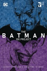 Hero Initiative's Batman: 100 Project Soft Cover # 1