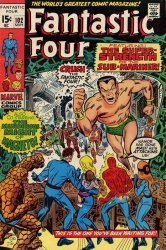 Marvel's Fantastic Four Issue # 102