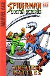 Marvel Comics's Target Spider-Man / Doctor Octopus: Greatest Battles Soft Cover # 1