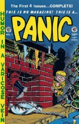Gemstone Publishing's Panic Annual # 1