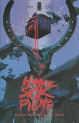 Image Comics's Home Sick Pilots Issue # 2b
