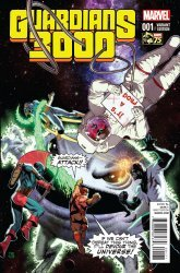Marvel's Guardians 3000 Issue # 1g