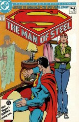DC Comics's The Man of Steel Issue # 6