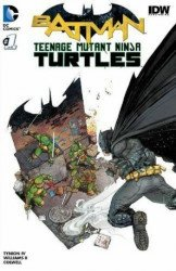 DC Comics's Batman / Teenage Mutant Ninja Turtles Issue # 1captains-a