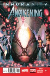 Marvel Comics's Inhumanity: Awakening Issue # 1