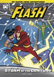 Stone Arch Press's The Flash And The Storm Of The Century TPB # 1