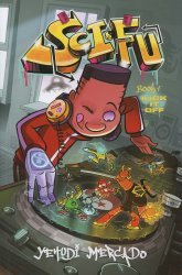 Oni Press's Sci-Fu Soft Cover # 1