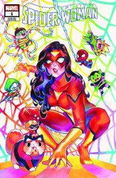 Marvel Comics's Spider-Woman Issue # 1ssc