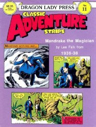 Dragon Lady Press's Classic Adventure Strips Issue # 11