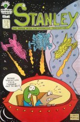 Emerald Comics's Stanley: The Snake with the Overactive Imagination! Issue # 2