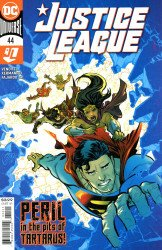 DC Comics's Justice League Issue # 44