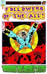 James Rubino Comics's Followers of the All Issue # 1