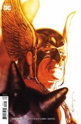 DC Comics's Hawkman Issue # 8b