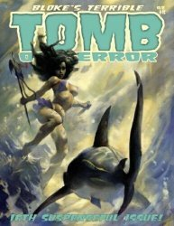 Hoffman & Crawley's Bloke's Terrible Tomb of Terror Issue # 16