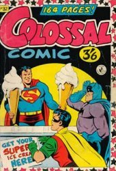 K.G. Murray Publishers's Colossal Comic Issue # 32