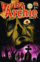 Archie Comics Group's Afterlife with Archie Issue # 1