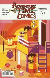 KaBOOM!'s Adventure Time Comics Issue # 2b