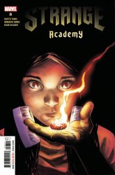 Marvel Comics's Strange Academy Issue # 8