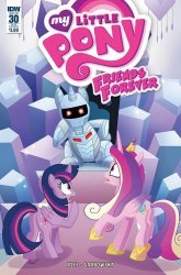 IDW Publishing's My Little Pony: Friends Forever Issue # 30sub
