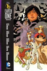 DC Comics's Teen Titans: Earth One Hard Cover # 1