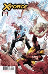 Marvel Comics's X-Force Issue # 2