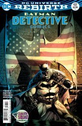 DC Comics's Detective Comics Issue # 937