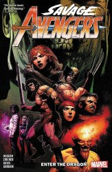 Marvel Comics's Savage Avengers TPB # 3