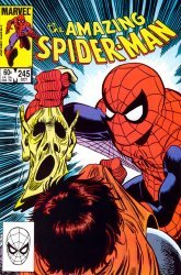 Marvel Comics's The Amazing Spider-Man Issue # 245