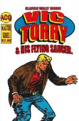 ACG Comics's Vic Torry and His Flying Saucer Issue # 1