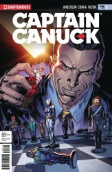 Chapterhouse's Captain Canuck Season 5 Issue # 1
