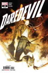 Marvel Comics's Daredevil Issue # 10