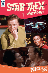 IDW Publishing's Star Trek: Waypoint Issue # 5nccc