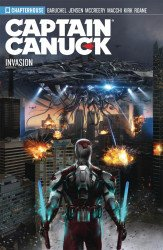 Chapter House Publishing Inc.'s Captain Canuck TPB # 4