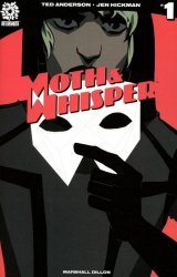 After-Shock Comics's Moth & Whisper Issue # 1
