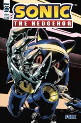 IDW Publishing's Sonic the Hedgehog Annual # 2020ri