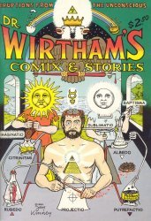 Clifford Neal's Dr. Wirtham's Comix & Stories Issue # 7-8