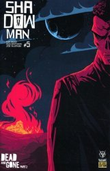 Valiant Entertainment's Shadowman Issue # 5e