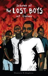 JMS Productions's Echoes of the Lost Boys of Sudan Issue # 1
