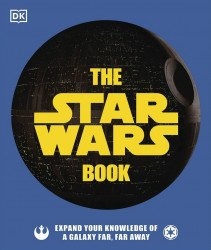 DK Publishing's The Star Wars Book Hard Cover # 1