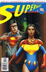 DC Comics's All-Star Superman Issue # 3