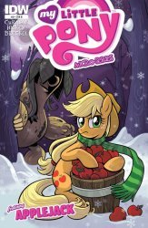 IDW Publishing's My Little Pony Micro-Series Issue # 6b
