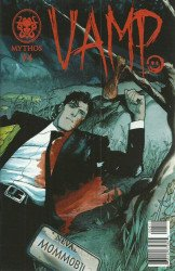 Mythos Comics's Vamp Issue # 4