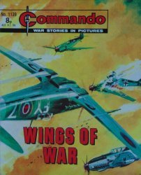 D.C. Thomson & Co.'s Commando: War Stories in Pictures Issue # 1139
