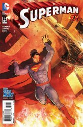 DC Comics's Superman Issue # 52b