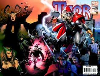 Marvel's Thor (The Mighty) Issue # 600