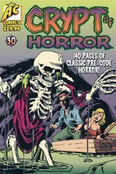 AC Comics's Crypt of Horror Issue # 30