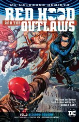 DC Comics's Red Hood and the Outlaws TPB # 3