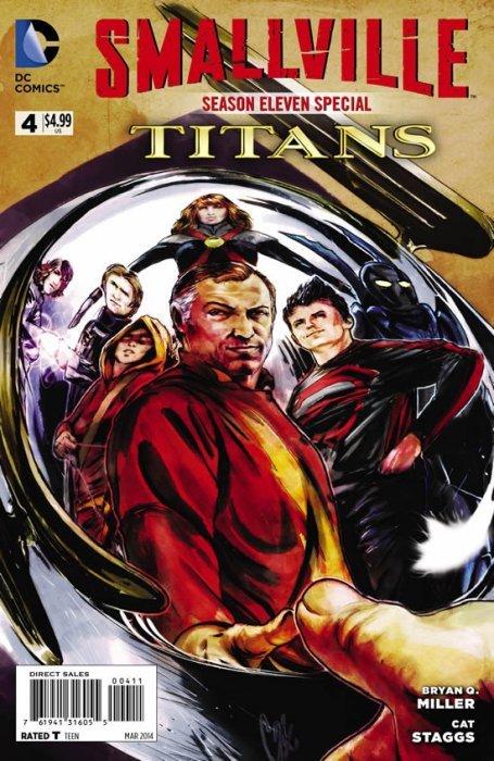 Smallville Season 11 042 Cbr Reader