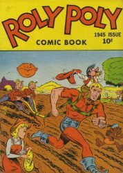 Green Publications's Roly Poly Comics Issue # 1